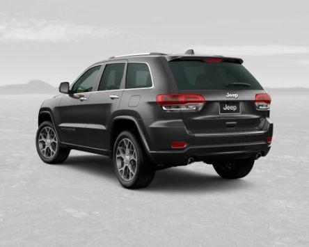 Jeep® Grand Cherokee Overland 2020_2
