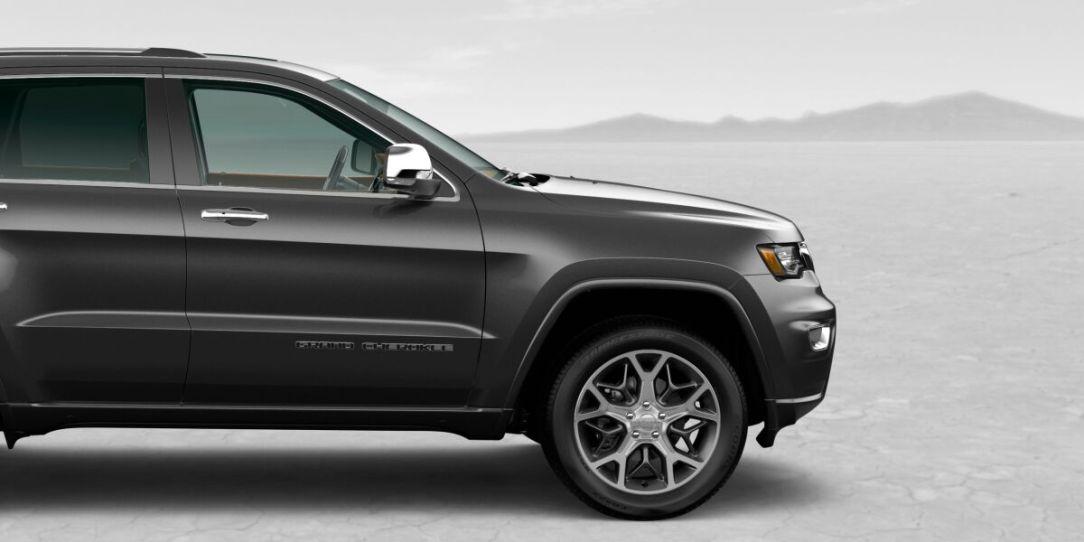 Jeep® Grand Cherokee Overland 2020_3