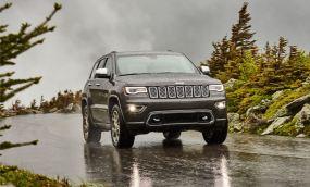 Jeep® Grand Cherokee Overland 2020_4