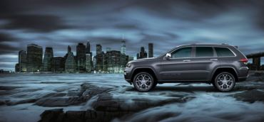 Jeep® Grand Cherokee Overland 2020_5