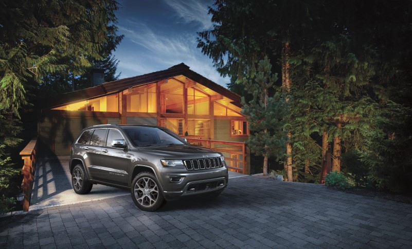 Jeep® Grand Cherokee Overland 2020_6