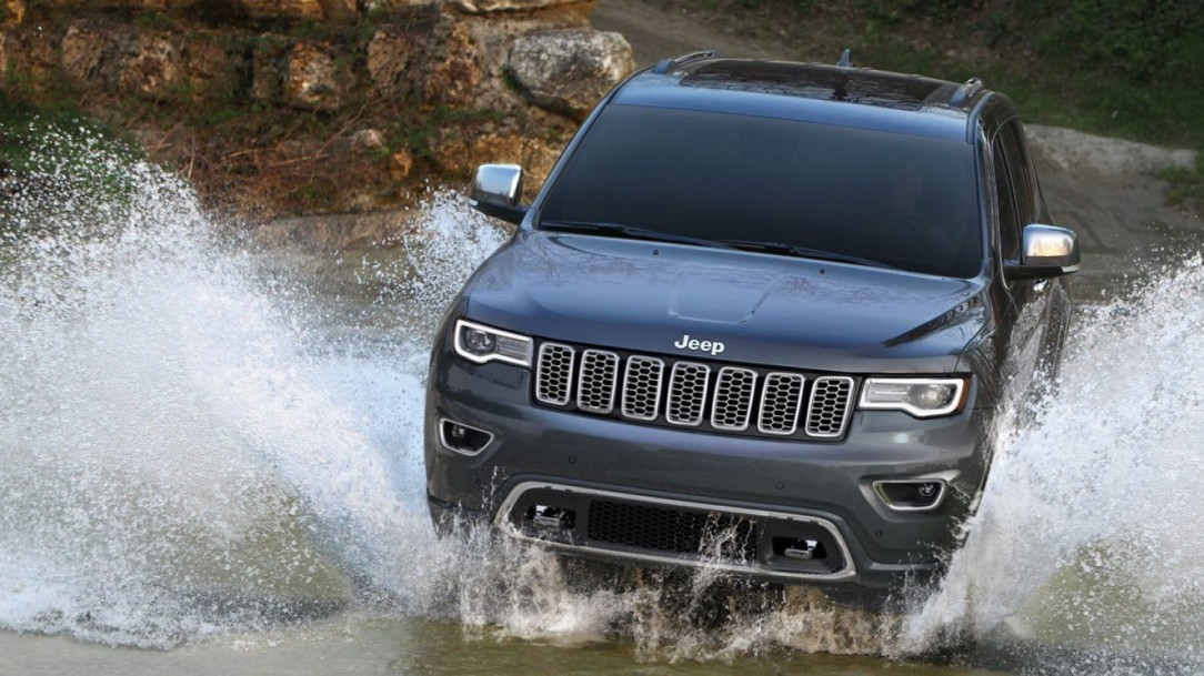 Jeep® Grand Cherokee Overland 2020_7