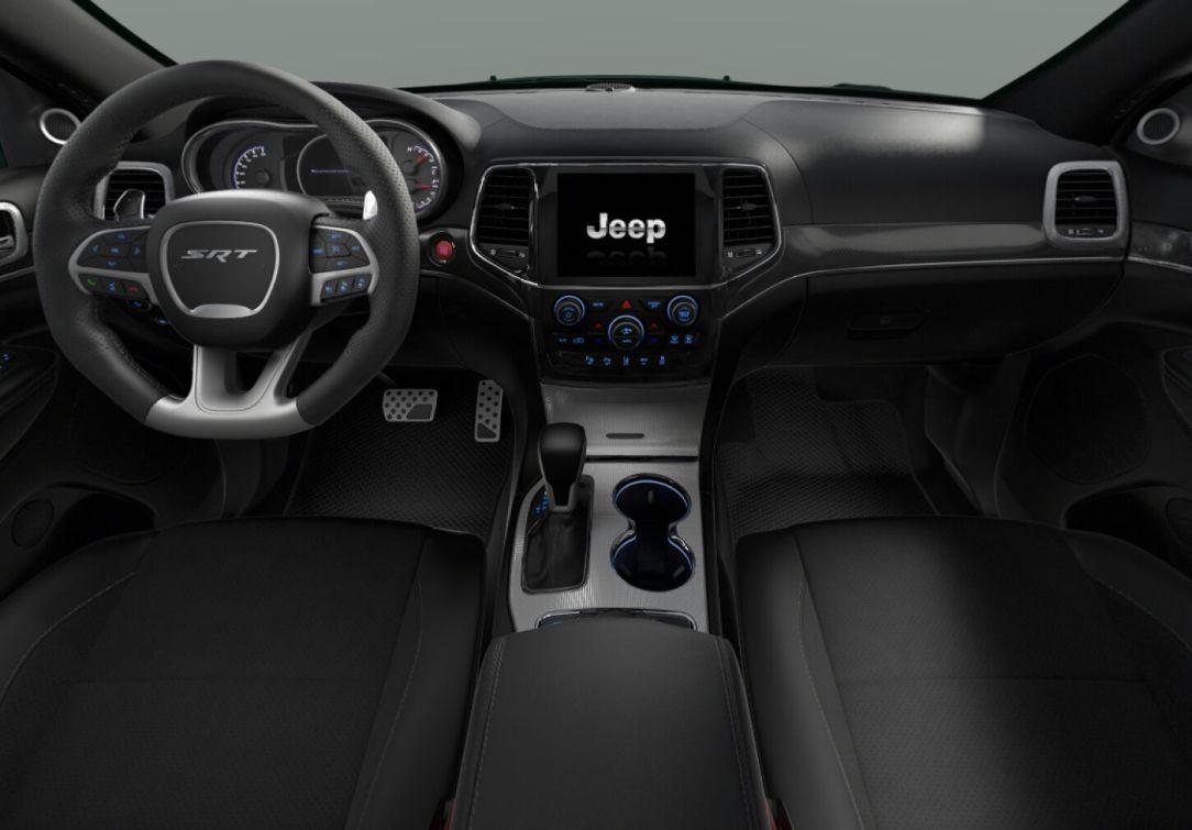 Jeep® Grand Cherokee SRT 2020_4
