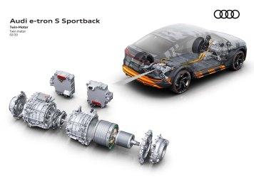 Twin motor