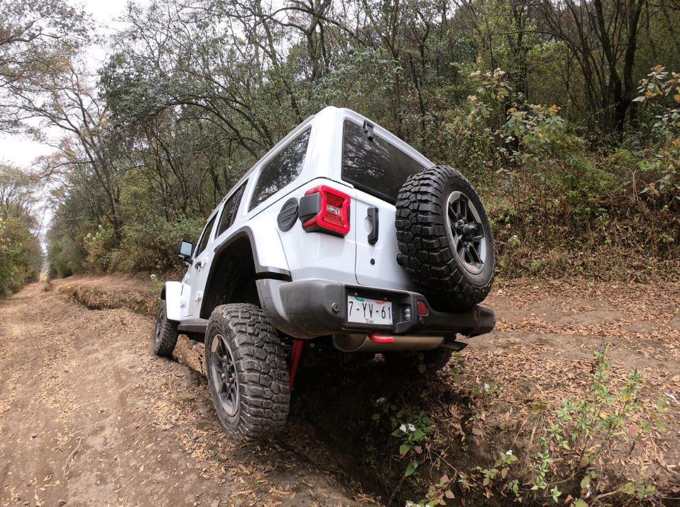 Jeep® Wrangler Unlimited Rubicon Edición Deluxe 2020_11