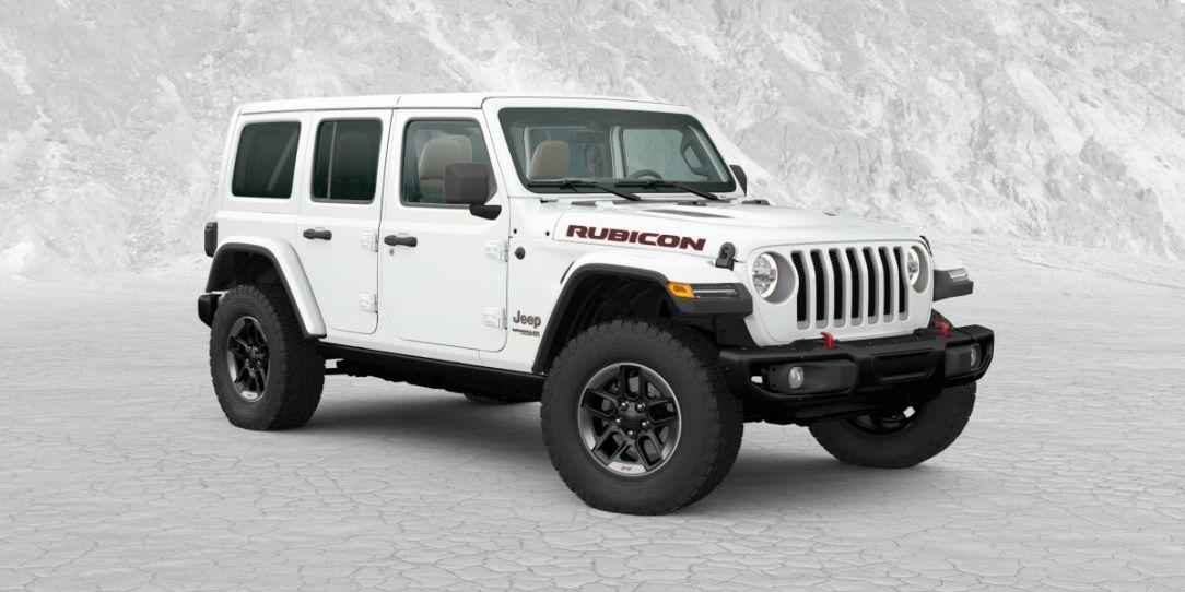 Jeep® Wrangler Unlimited Rubicon Edición Deluxe 2020_2