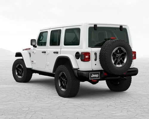 Jeep® Wrangler Unlimited Rubicon Edición Deluxe 2020_3