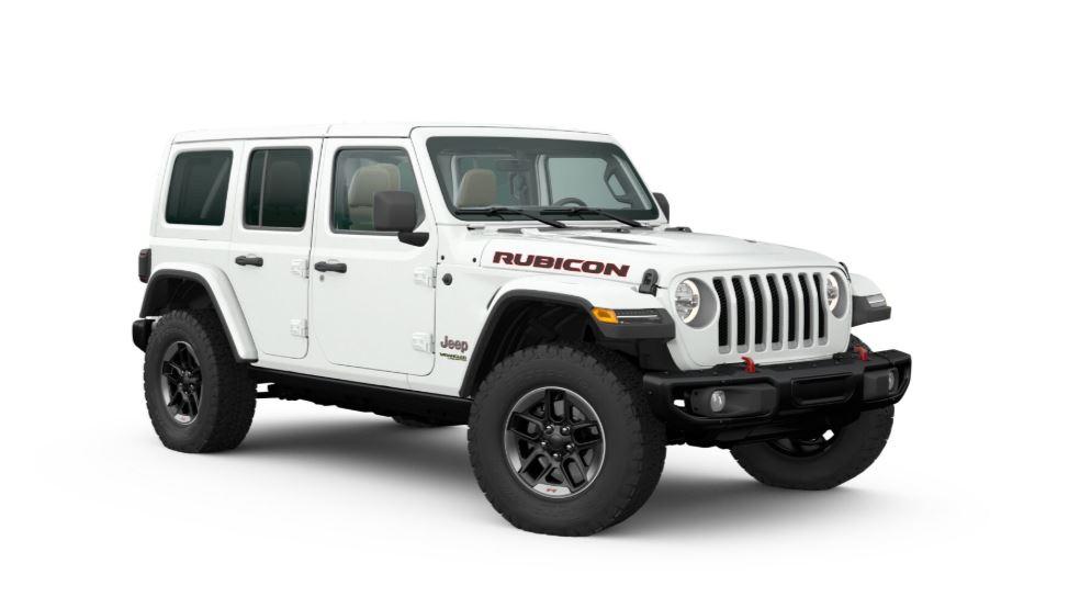 Jeep® Wrangler Unlimited Rubicon Edición Deluxe 2020_4
