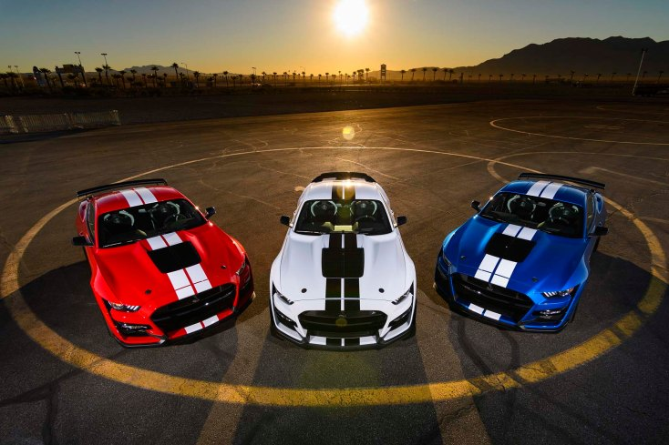 2020 Mustang Shelby GT500 - 5705