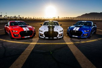 2019 Ford Mustang Shelby GT500 Press Event - Las Vegas