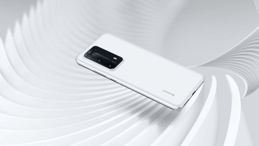 P40 Pro+_Ceramics1 of appearance(White)
