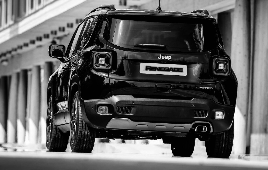 Jeep Renegade 2020-2