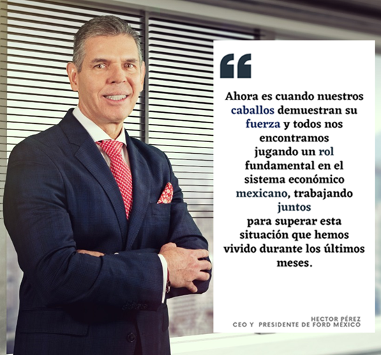 ceo ford mexico
