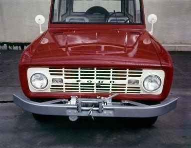 1969 Bronco T69-116