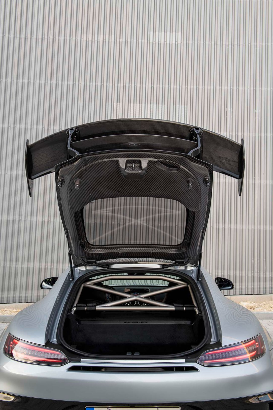 Die absolute Spitze der GT-Familie: Der neue Mercedes-AMG GT Black Series The absolute pinnacle of the AMG GT family: The new Mercedes-AMG GT Black Series
