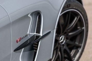 Mercedes-AMG GT Black Series (Kraftstoffverbrauch kombiniert: 12,8 l/100 km, CO2-Emissionen kombiniert: 292 g/km), 2020, Exterieur, Aerodynamik, V8 Biturbo, Rad Mercedes-AMG GT Black Series (combined fuel consumption: 12,8 l/100 km, combined CO2 emissions: 292 g/km), 2020, Exterieur, aerodynamics, V8 Biturbo, wheel