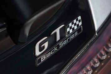 Mercedes-AMG GT Black Series (Kraftstoffverbrauch kombiniert: 12,8 l/100 km, CO2-Emissionen kombiniert: 292 g/km), 2020, Exterieur, GT Black Series Mercedes-AMG GT Black Series (combined fuel consumption: 12,8 l/100 km, combined CO2 emissions: 292 g/km), 2020, Exterieur, GT Black Series