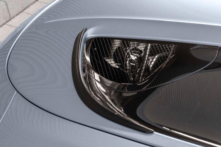 Mercedes-AMG GT Black Series (Kraftstoffverbrauch kombiniert: 12,8 l/100 km, CO2-Emissionen kombiniert: 292 g/km), 2020, Exterieur, Scheinwerfer Mercedes-AMG GT Black Series (combined fuel consumption: 12,8 l/100 km, combined CO2 emissions: 292 g/km), 2020, Exterieur, head lamp