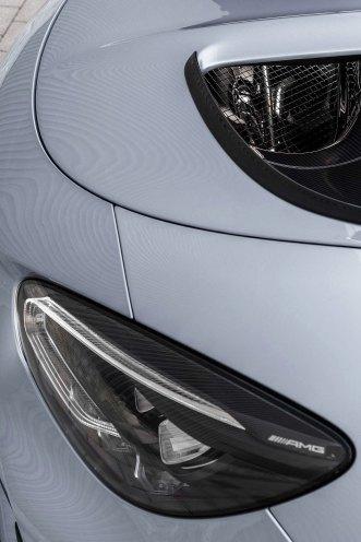 Mercedes-AMG GT Black Series (Kraftstoffverbrauch kombiniert: 12,8 l/100 km, CO2-Emissionen kombiniert: 292 g/km), 2020, Exterieur, Schweinwerfer Mercedes-AMG GT Blac k Series (combined fuel consumption: 12,8 l/100 km, combined CO2 emissions: 292 g/km), 2020, Exterieur, head lamp