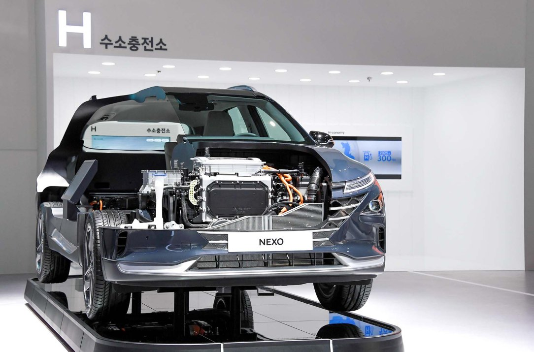(Photo 8) HMC at H2 Mobility + Energy Show