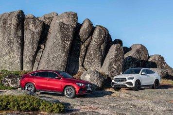 Mercedes-Benz GLE Coupé 2019;Kraftstoffverbrauch kombiniert 9,3-7,5 l/100 km, CO2 Emissionen kombiniert 212-197 g/km* Mercedes-Benz GLE Coupé 2019;Combined fuel consumption 9.3-7.5 l/100 km, combined CO2 emissions 212-197 g/km*