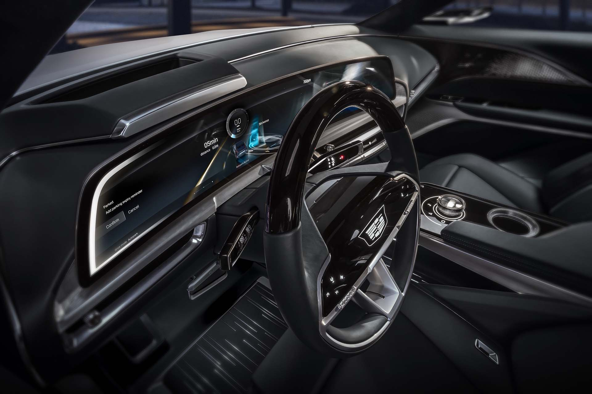 Cadillac LYRIQ's new electric vehicle architecture opens up po