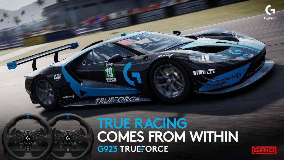 Logitech G923 True Racing